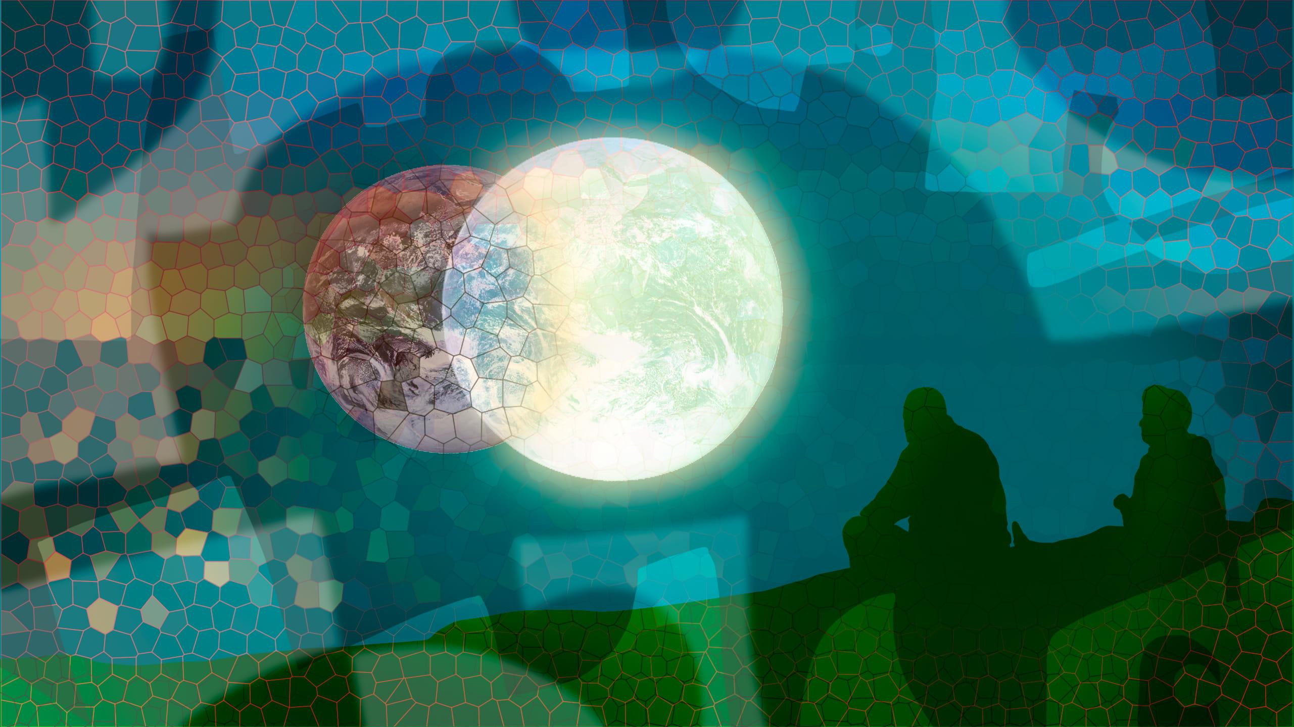 transição planetária merece atenção e reflexão
