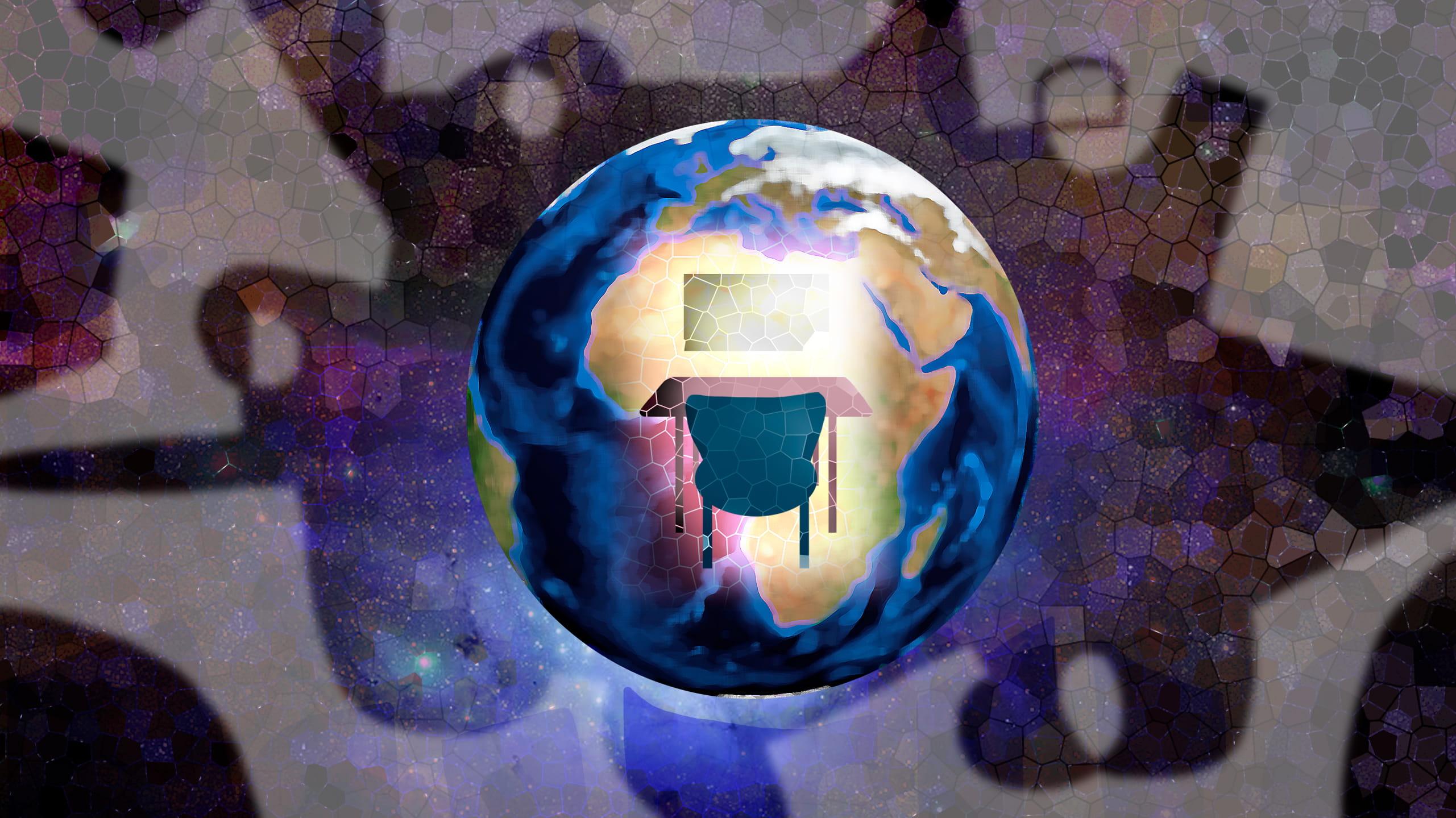 A Terra no ensino básico