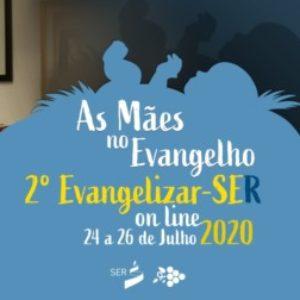 Logo do Grupo de Evangelizar-SER